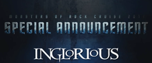 MORC 2017 ANNOUNCEMENT – INGLORIOUS